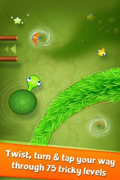 Tasty Tadpoles for iPhone for free