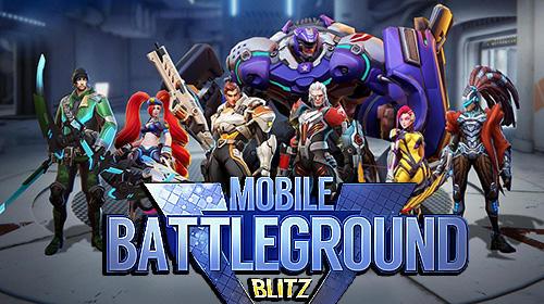 Mobile battleground: Blitz screenshot 1