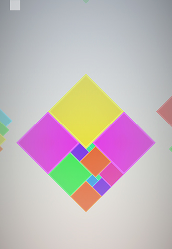 Isometric squared squares скриншот 2