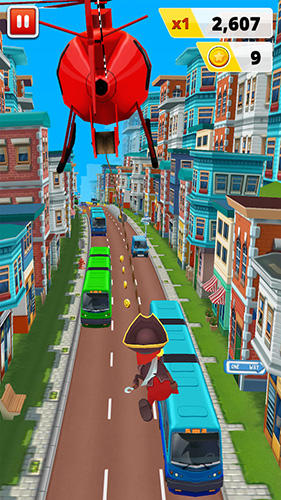 Sausage run 2 für Android