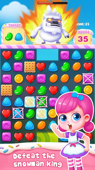 Candy story pour Android