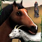 Иконка Horse simulator: Goat quest 3D. Animals simulator