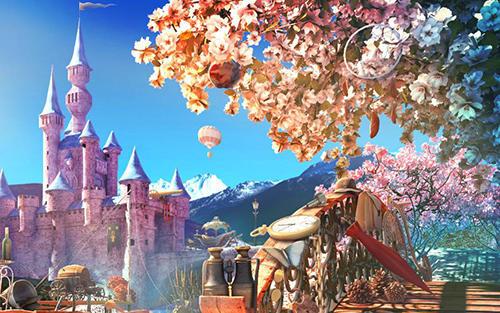Adventure Hidden object: Princess castle for smartphone