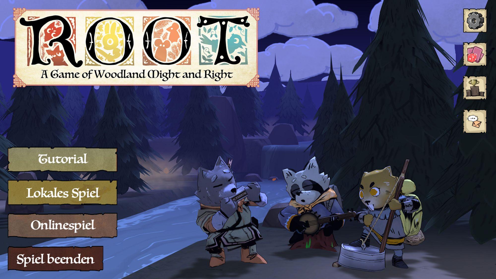Root Board Game screenshot 1