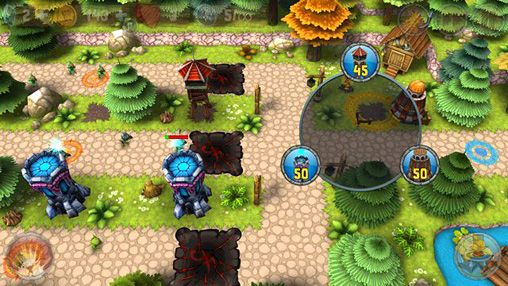 Screenshot Incoming! Angriff der Goblins auf dem iPhone