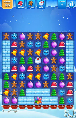 Christmas sweeper 3 для Android