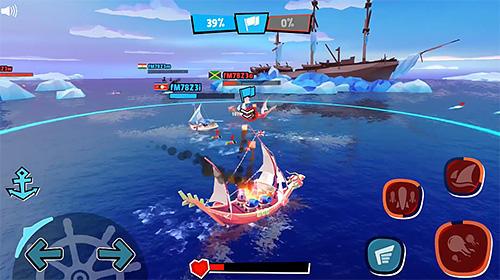 Pirate code: PVP Battles at sea para Android