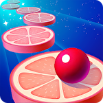 アイコン Splashy tiles: Bouncing to the fruit tiles
