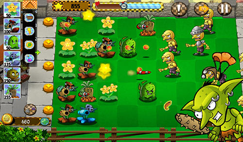 Plants vs goblins 2 für Android