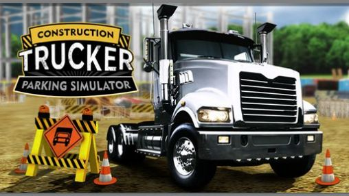 アイコン Construction: Trucker parking simulator