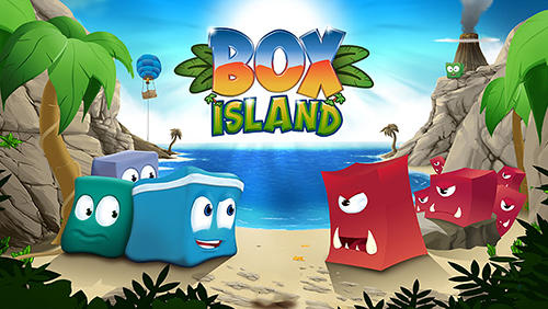 Capturas de tela de Box island