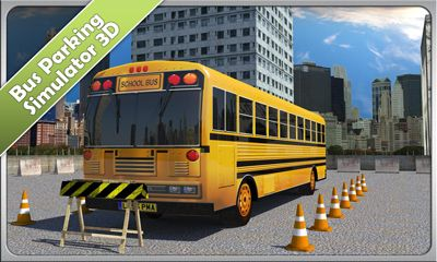 Bus Parking Simulator 3D screenshot 2