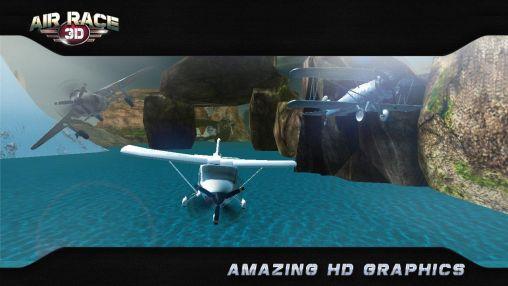 Air race 3D für Android
