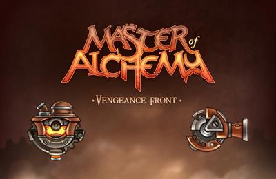 logo Meister der Alchemie - Die Rache