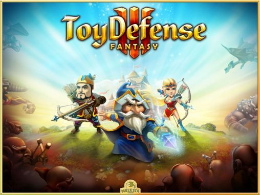 Toy defense 3: Fantasy screenshot 1