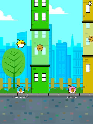Arcade: Lade Stadt Vogel auf dein Handy herunter