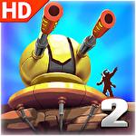 Tower defense: Alien war TD 2 Symbol