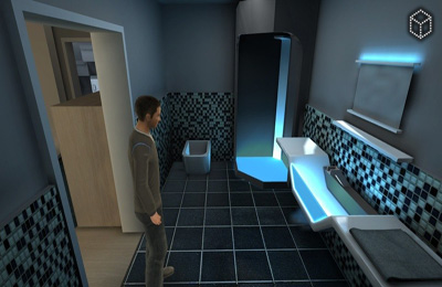 Action games: download Lost Echo to your phone