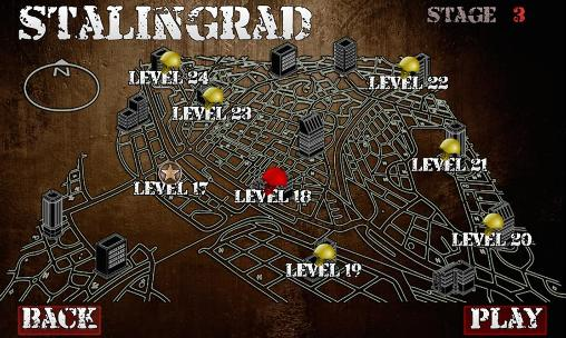 Action games Battlefield Stalingrad for smartphone