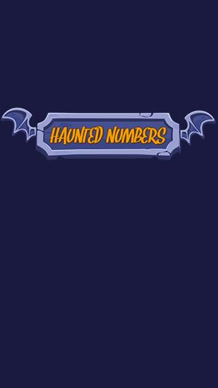 Haunted numbers Screenshot