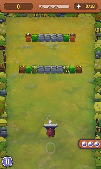 Boa: Epic brick breaker game скриншот 1