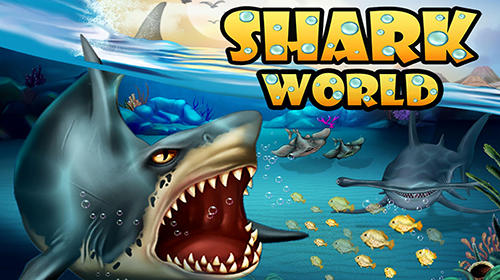 Shark world captura de tela 1