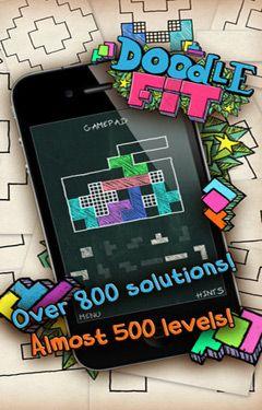 Дудл Фит для iPhone бесплатно