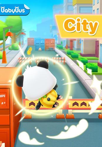 Little panda run für Android
