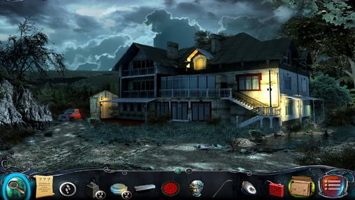Screenshot Rote Krähe Mysterium: Legion auf dem iPhone