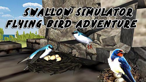 Swallow simulator: Flying bird adventure Screenshot