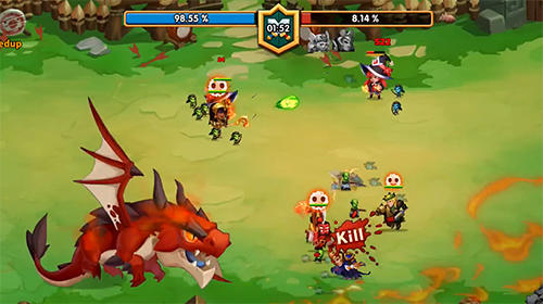 Lords of dragons for Android