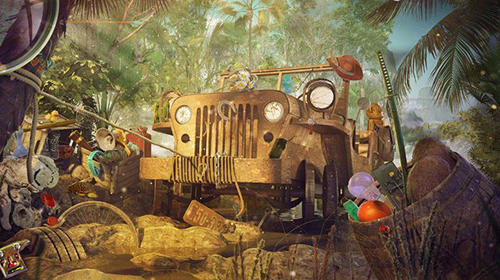 Hidden objects: Jungle mystery for Android