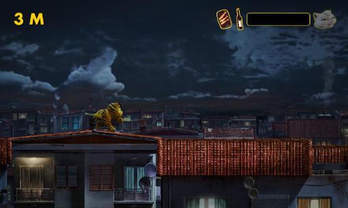 Arcade The bad cat für das Smartphone