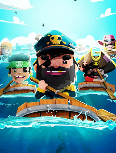 Screenshot Piratenkönige auf dem iPhone