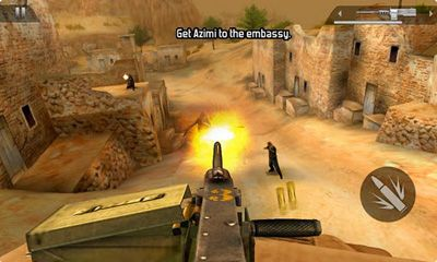 Android Multiplayer (Bluetooth) für BlackBerry: Modern Combat 2 Black Pegasus HD