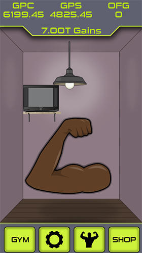 Biceps clicker for Android