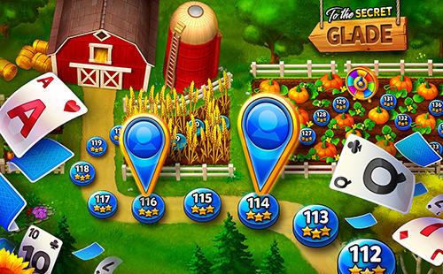Solitaire: Grand harvest screenshot 2