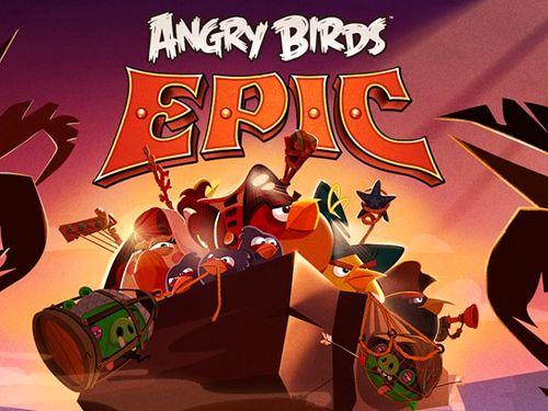 logo Angry Birds: Episch