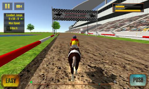Pferderennen-Spiele Horse racing derby quest 2016 auf Deutsch
