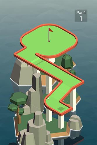 Vista Golf auf Deutsch
