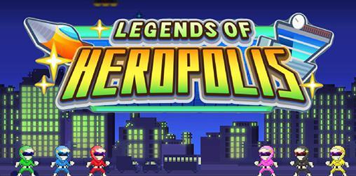 Legends of Heropolis captura de tela 1
