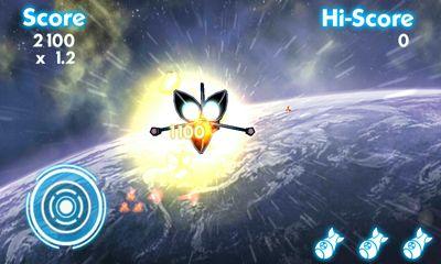 Space Wars 3D screenshot 1