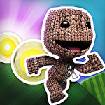 Run Sackboy! Run! Symbol