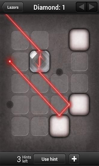 Logique Lasers pour smartphone
