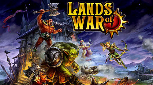 Capturas de tela de Lands of war