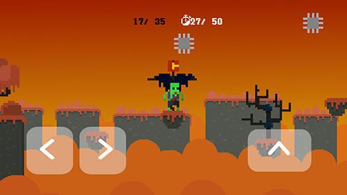 Pixelspiele Pixelman auf Deutsch