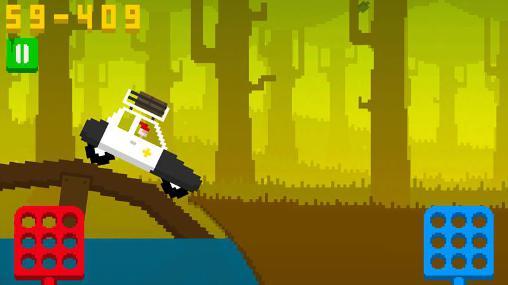 Wild roads für Android