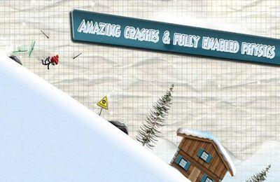 Sports games Stickman Ski Racer