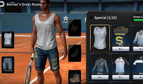 Невероятный теннис для Айфон