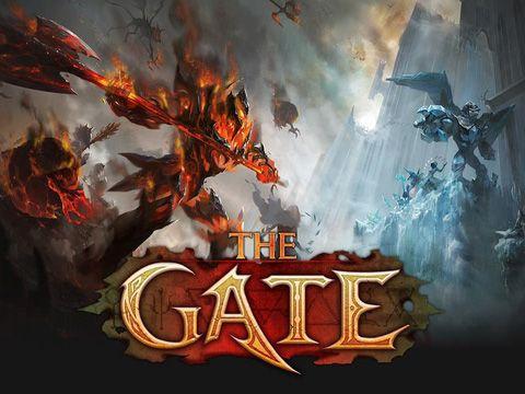 logo The Gate